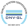 [Translate to US:] DNV Gl ISO Logo
